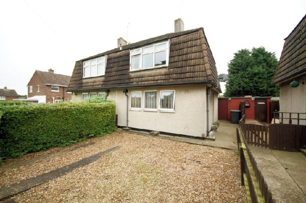 2 Bedrooms Semi Detached House for sale in Edlington Close, Lincoln