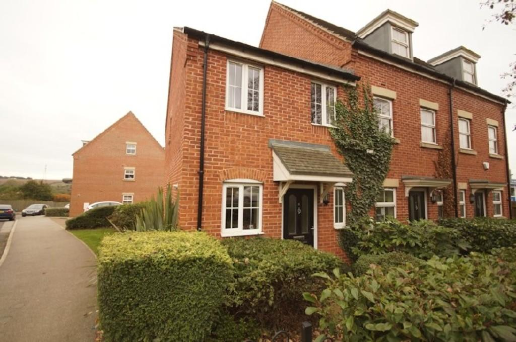 2 Bedrooms Semi Detached House for sale in Allenby Close, Lincoln