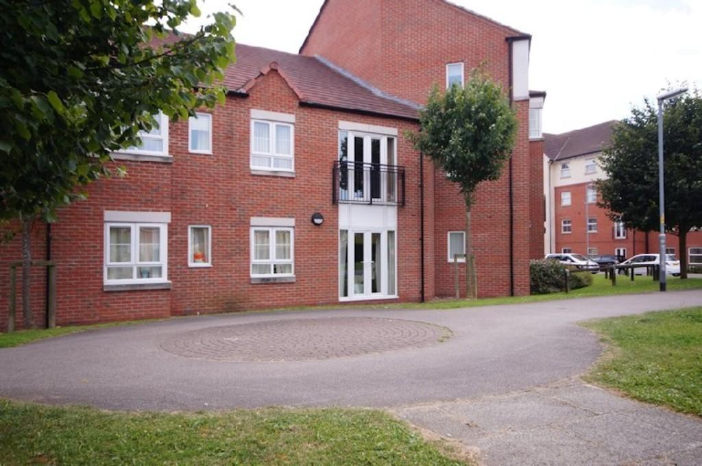 2 Bedrooms Flat for sale in Olsen Court, Olsen Rise, Lincoln