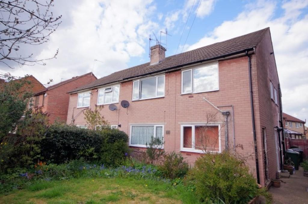 2 Bedrooms Flat for sale in Woodfield Avenue, Lincoln