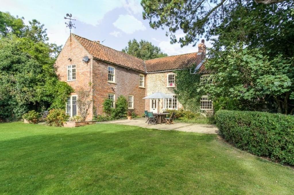 5 Bedrooms Detached House for sale in Washdyke Lane, Glentham