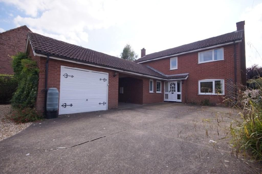 4 Bedrooms Detached House for sale in Church Lane, Saxilby