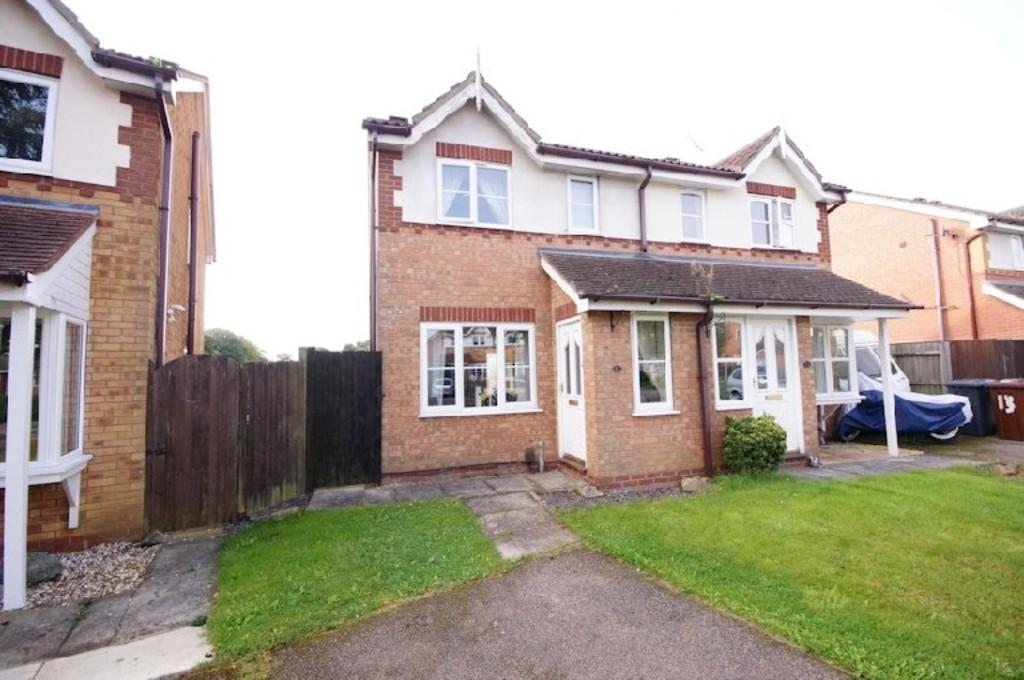 2 Bedrooms Semi Detached House for sale in Admiral Walk, Greetwell Close, Lincoln