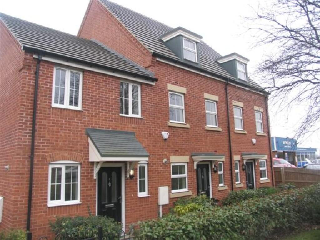 3 Bedrooms Town House for sale in Allenby Close, Lincoln