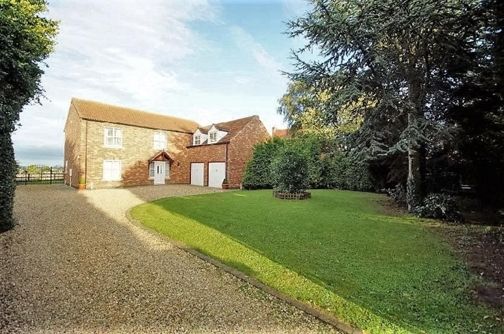 4 Bedrooms Detached House for sale in Mill Lane, Martin