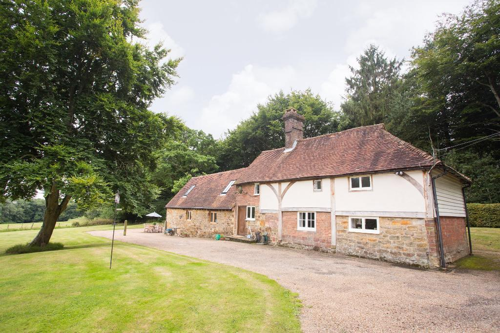 4 Bedrooms Detached House for sale in Warbleton Priory, Rushlake Green, East Sussex, TN21 9RG