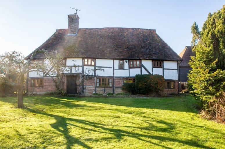4 Bedrooms Detached House for sale in Grigg Lane, Headcorn, Kent, TN27 9LT
