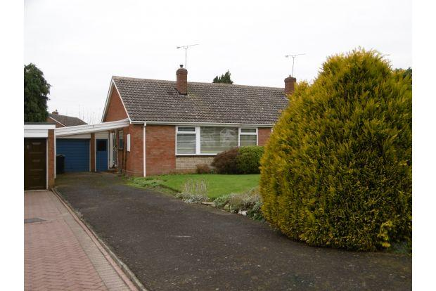 2 Bedrooms Bungalow for sale in ARGYLE CLOSE, WALSALL