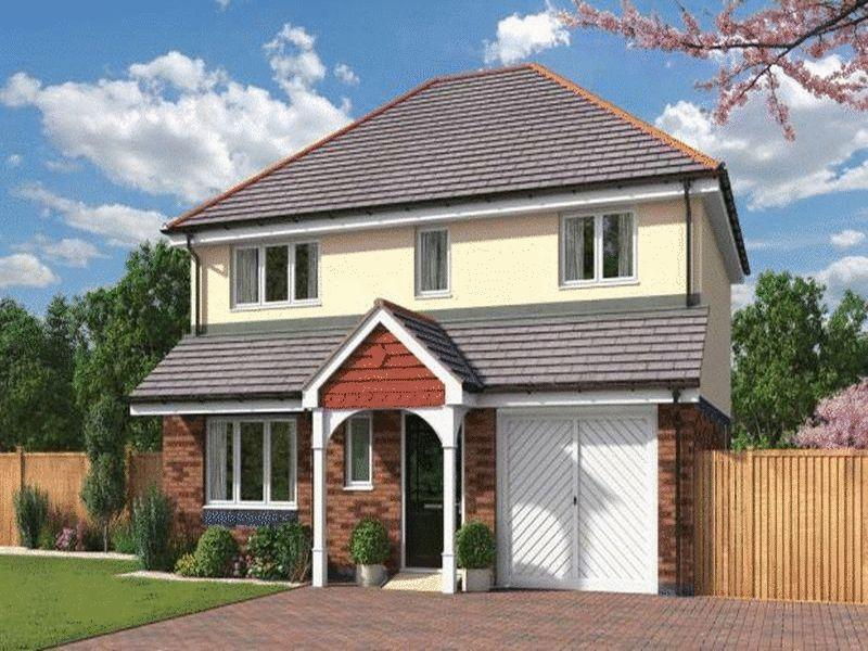 3 Bedrooms Detached House for sale in The Newborough - Gwel Y Mor Development, Dwygyfylchi