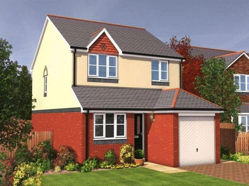 3 Bedrooms Detached House for sale in The Harlech - Gwel Y Mor Development, Dwygyfylchi