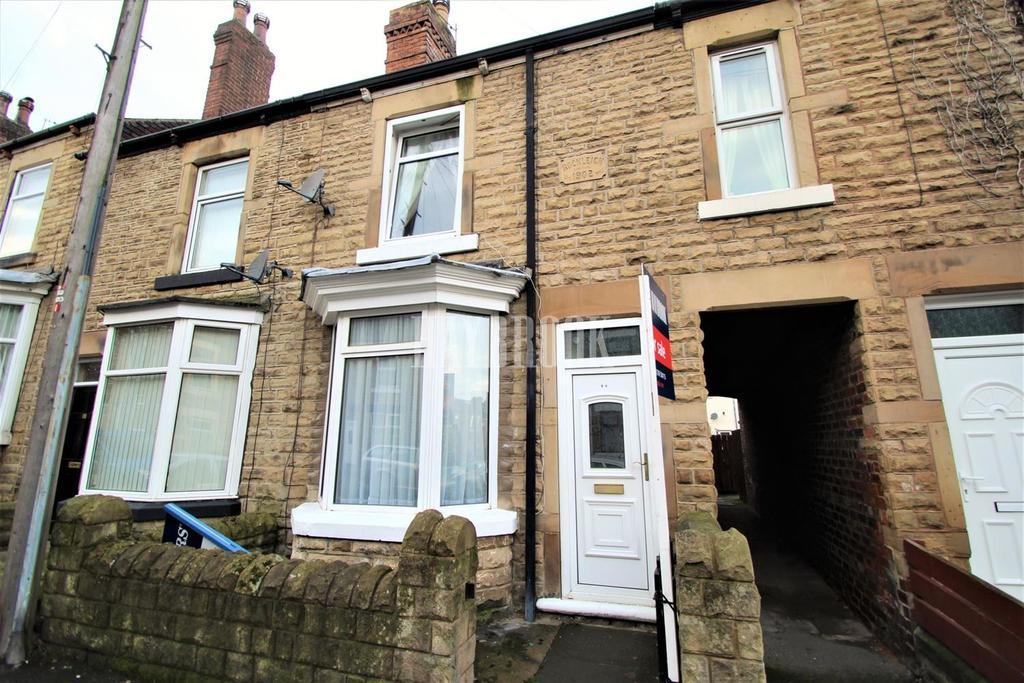 2 Bedrooms Terraced House for sale in Sandymount Road, Wath-upon-dearne