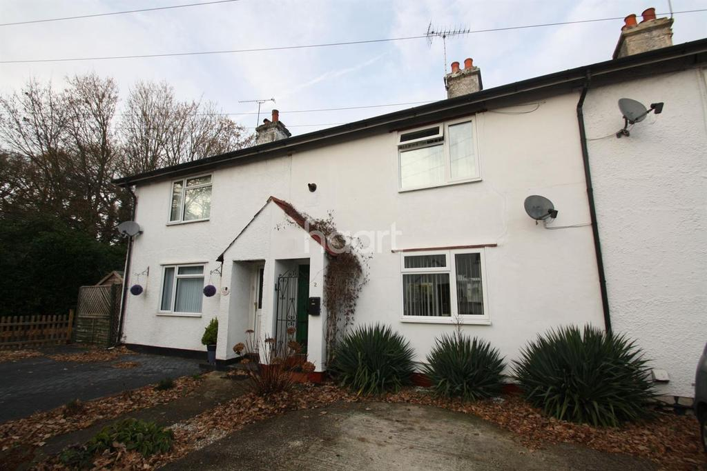 2 Bedrooms Terraced House for sale in Central Farnborough
