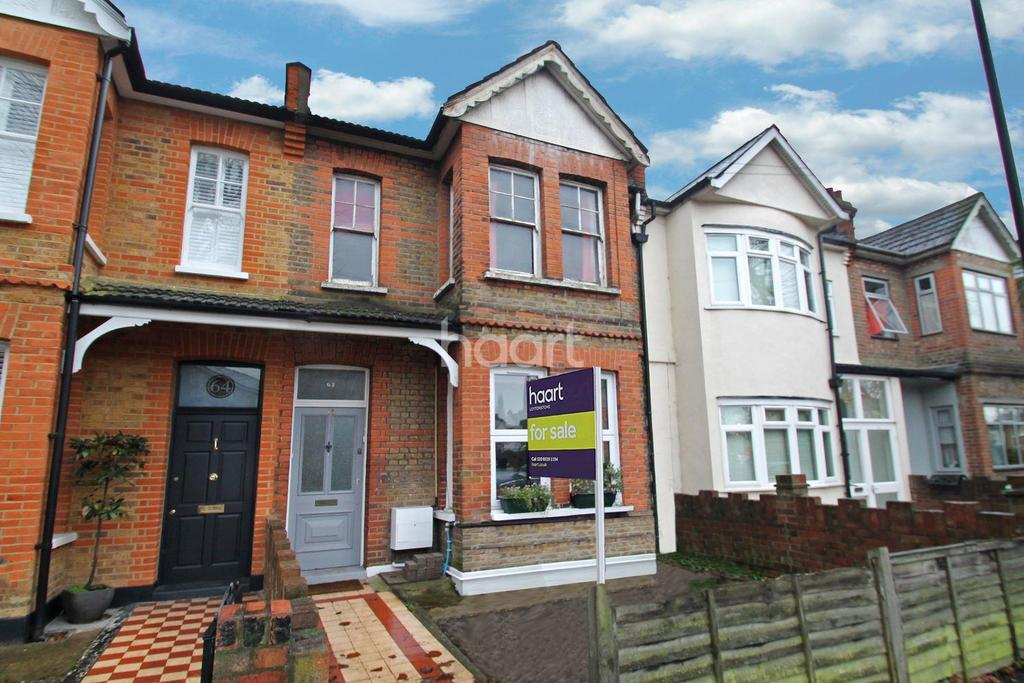 2 Bedrooms Flat for sale in Browning Road, Leystonstone