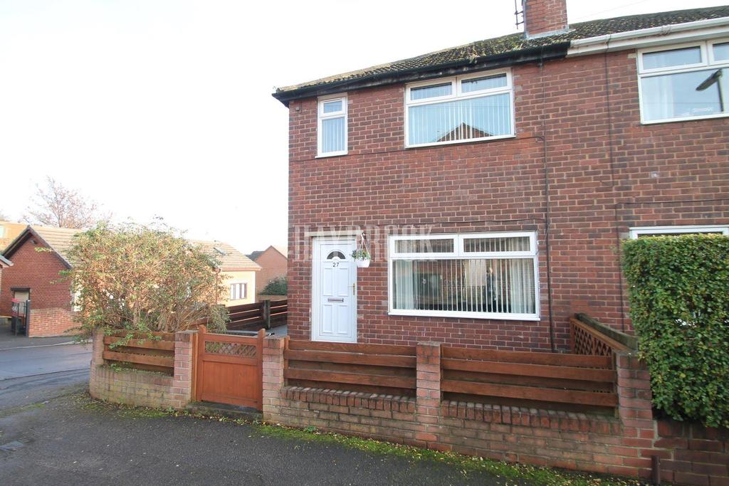 3 Bedrooms Semi Detached House for sale in Claremont Street, Kimberworth