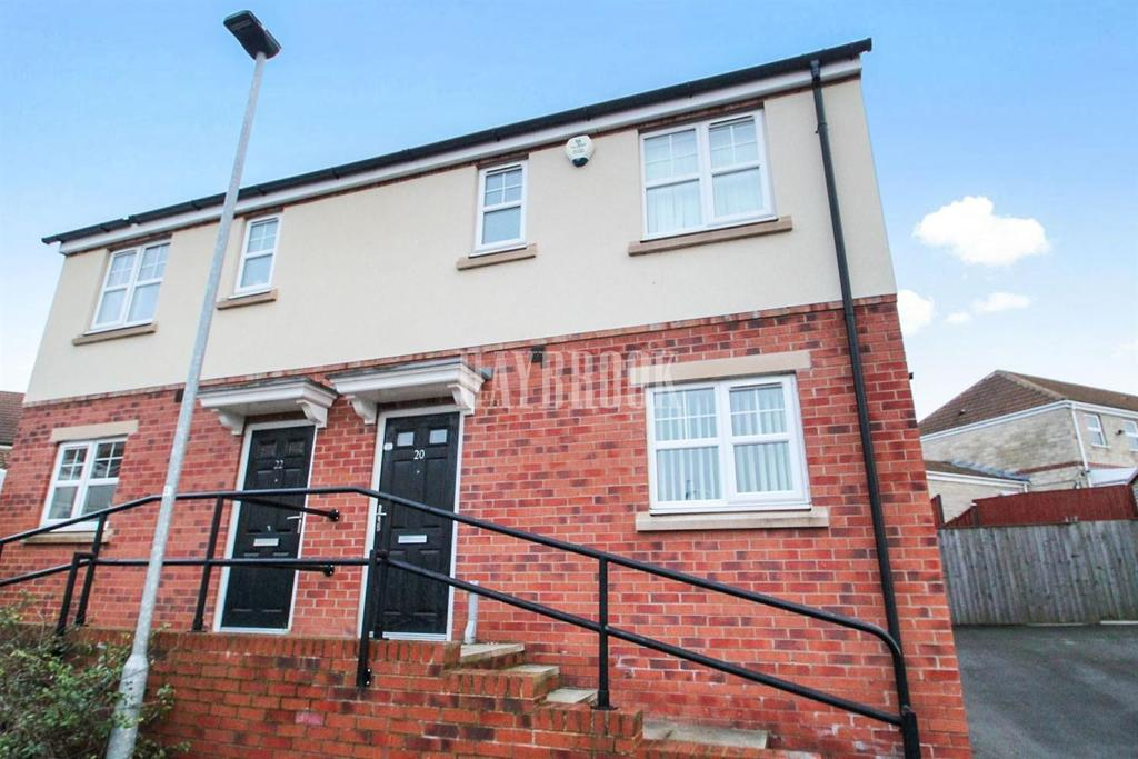 3 Bedrooms Semi Detached House for sale in Joseph Street, Grimethorpe