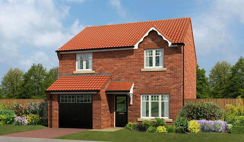 4 Bedrooms Detached House for sale in The Granary, Selby Road, Eggborough, DN14
