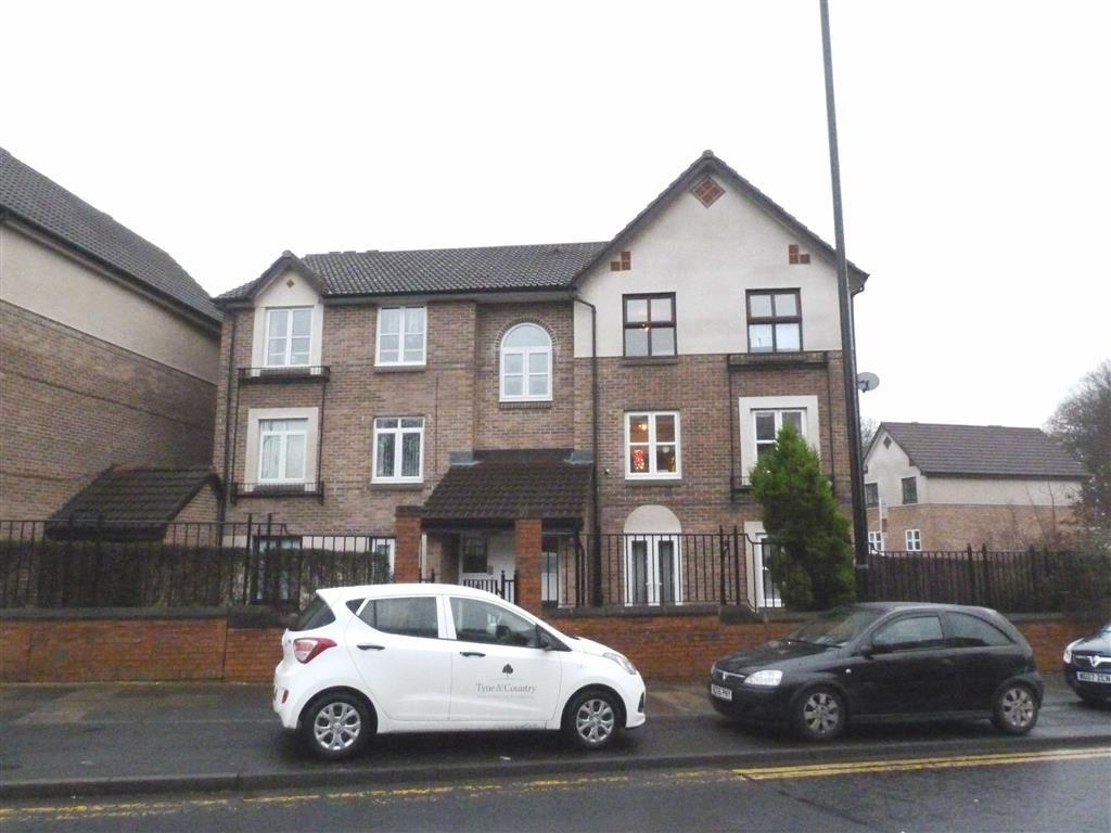 2 Bedrooms Apartment Flat for sale in Benwell Village Mews, Newcastle Upon Tyne