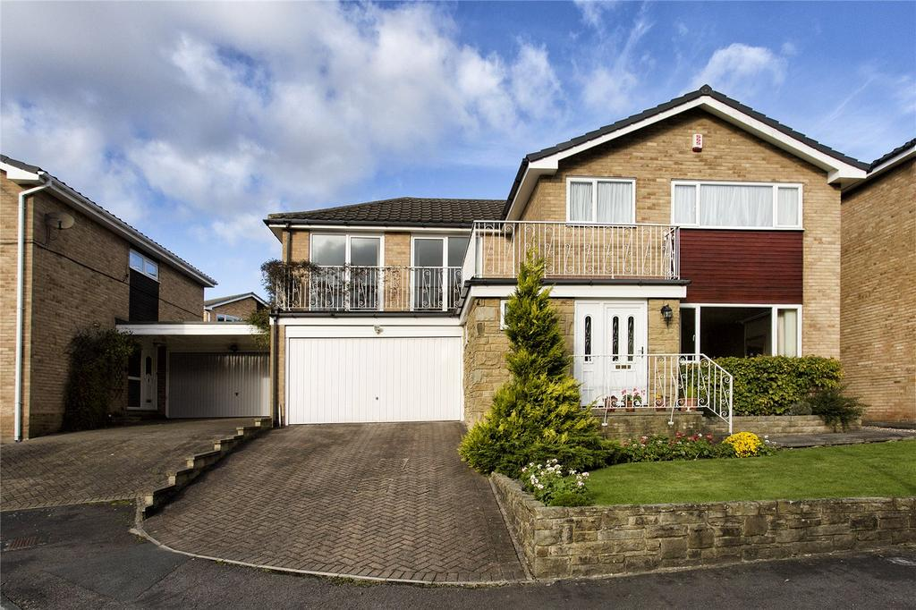 4 Bedrooms Detached House for sale in Birch Grove, Batley, West Yorkshire, WF17