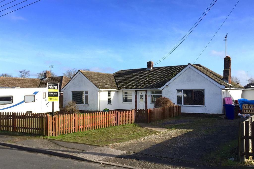 3 Bedrooms Detached Bungalow for sale in Churchill Drive, Mildenhall