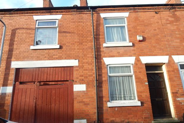 2 Bedrooms Terraced House for sale in Carlingford Road, Hucknall, Nottingham, NG15