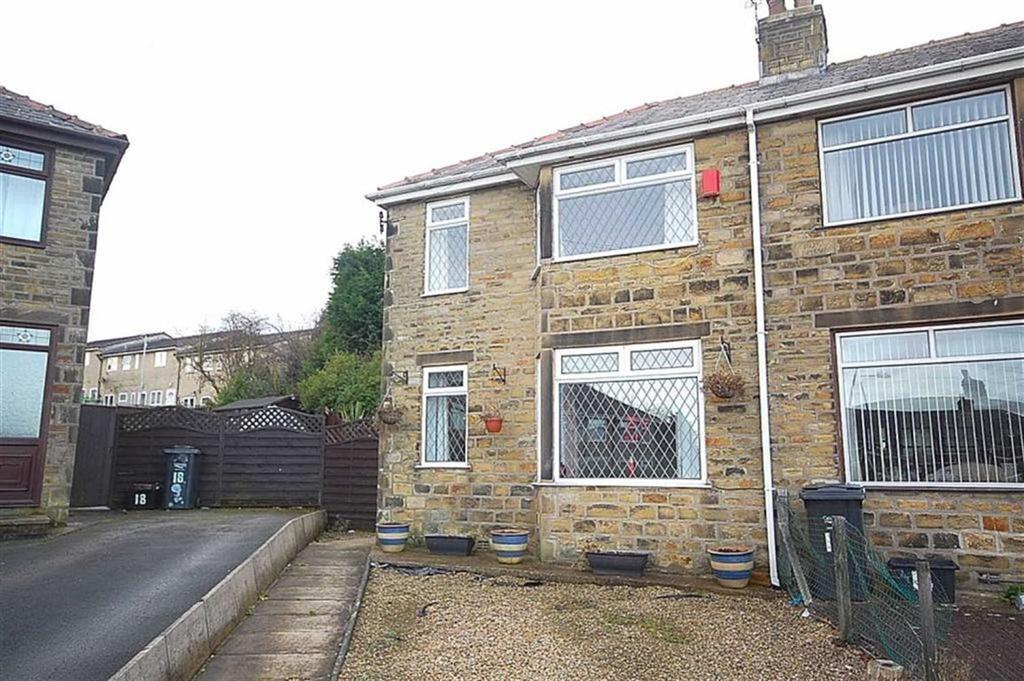 3 Bedrooms Town House for sale in Moorend Avenue, Pellon, Halifax, HX2