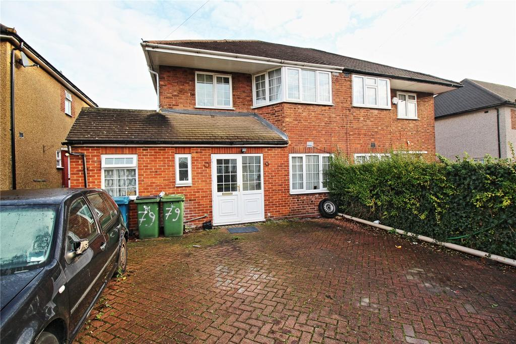 5 Bedrooms Semi Detached House for sale in Sandymount Avenue, Stanmore, HA7