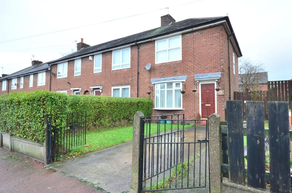 2 Bedrooms End Of Terrace House for sale in North Fenham