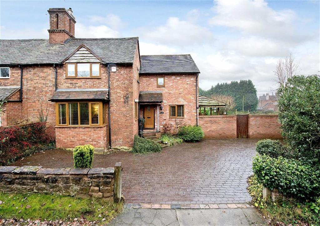 3 Bedrooms Cottage House for sale in 1 The Cottages, Great Moor Road, Pattingham, Wolverhampton, South Staffordshire, WV6