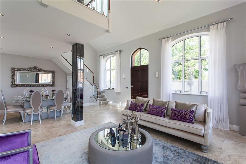 4 Bedrooms Town House for sale in Royal Connaught Park, Bushey, Hertfordshire