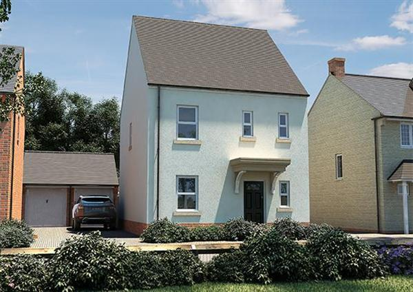 3 Bedrooms Detached House for sale in The Dart, Seabrook Orchard, Topsham