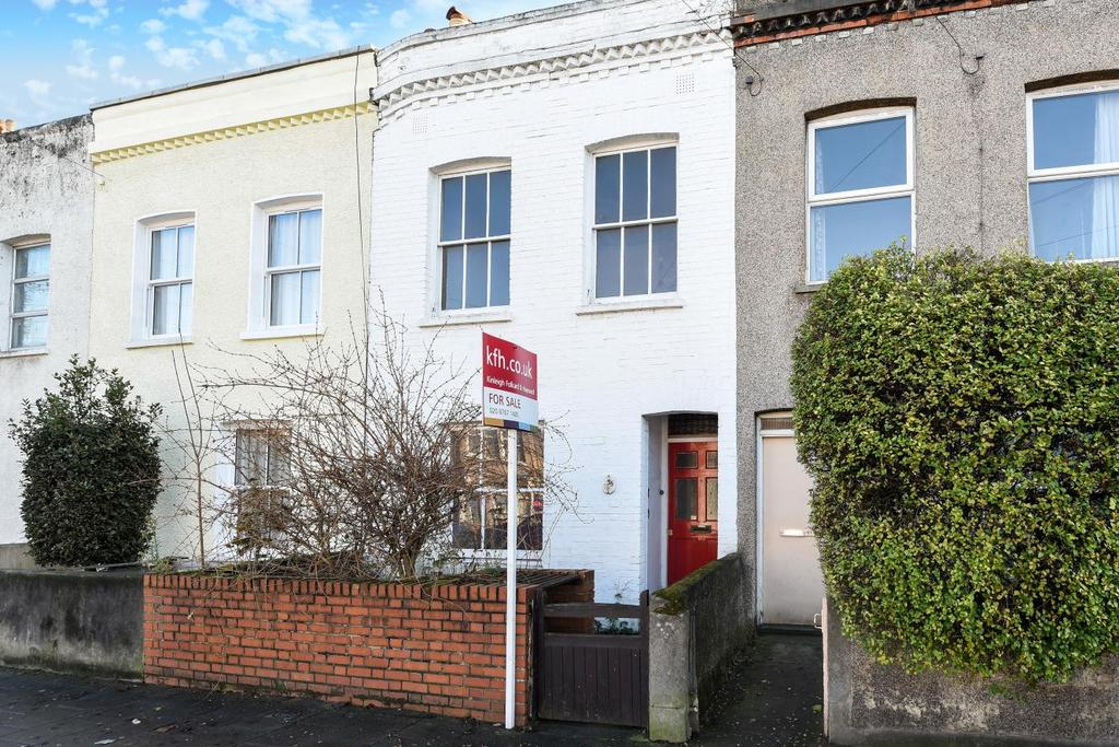 2 Bedrooms Terraced House for sale in Fountain Road, Tooting, SW17