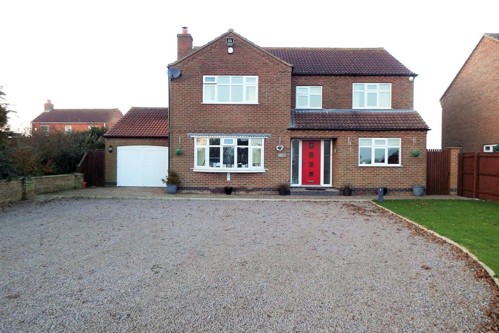 4 Bedrooms Detached House for sale in Chapel Lane, Friskney, Boston