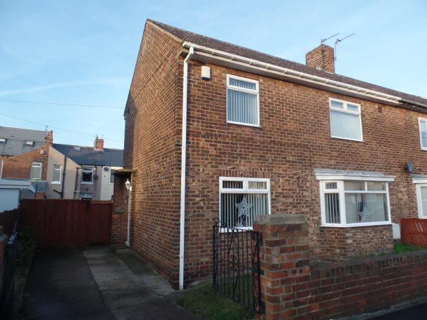 3 Bedrooms Semi Detached House for sale in WHICKHAM STREET, EASINGTON, PETERLEE AREA VILLAGES