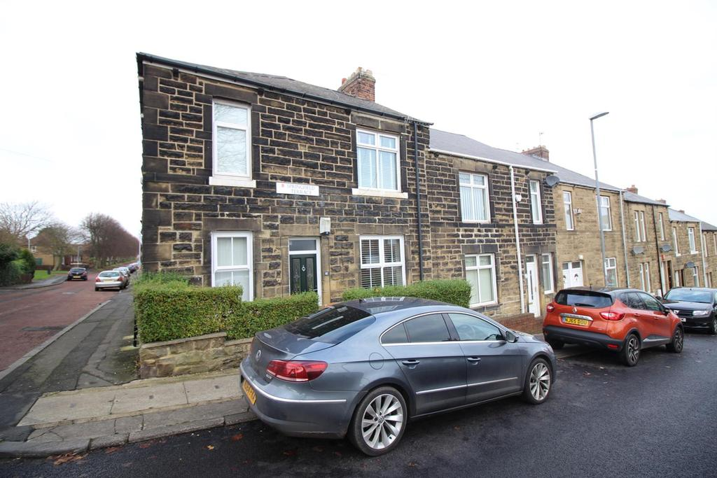 2 Bedrooms Flat for sale in Springfield Terrace, Felling, Gateshead