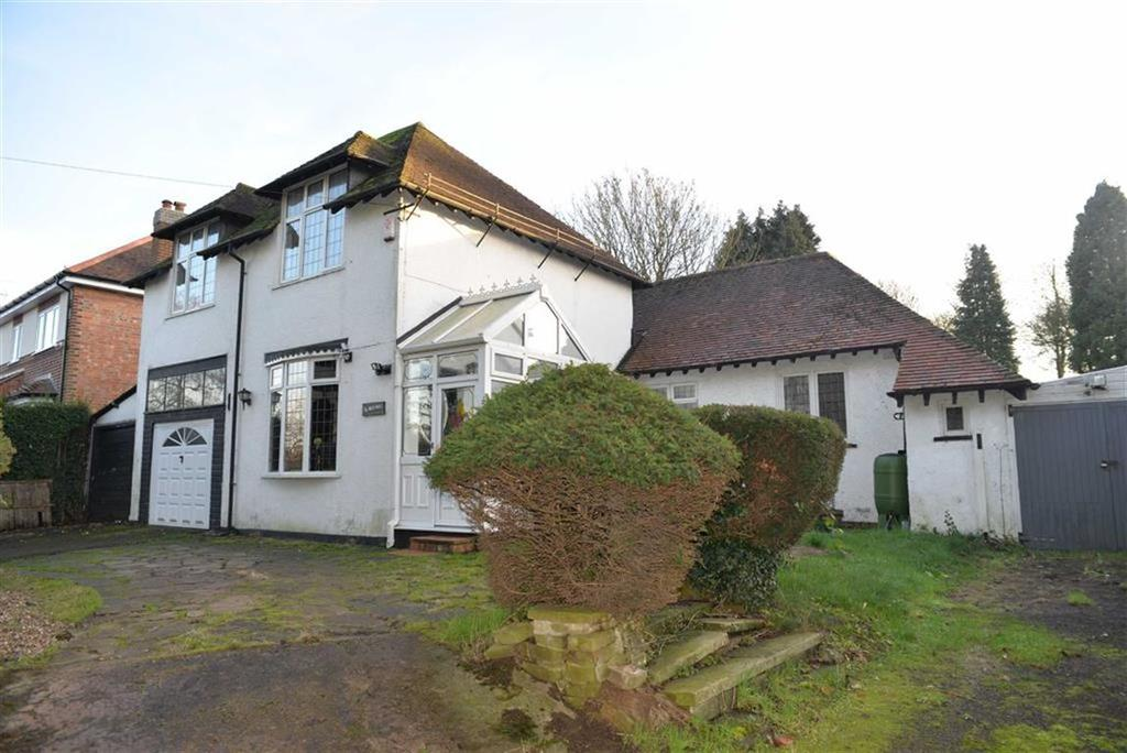 4 Bedrooms Detached House for sale in Uppingham Road, Thurnby, Leicester