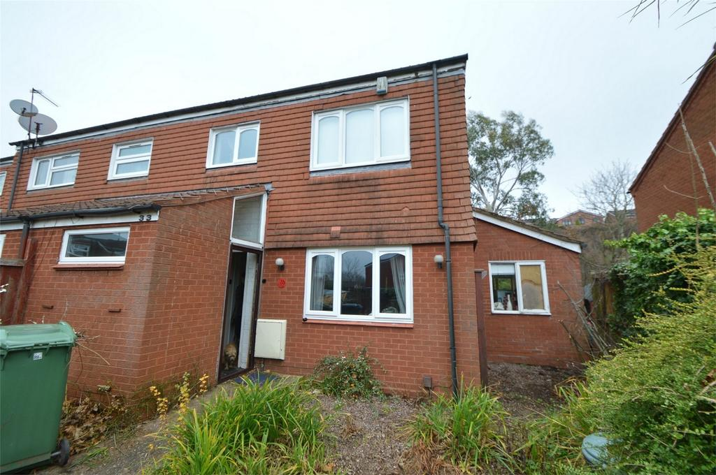 3 Bedrooms Terraced House for sale in Armstrong Close, Stourbridge, West Midlands