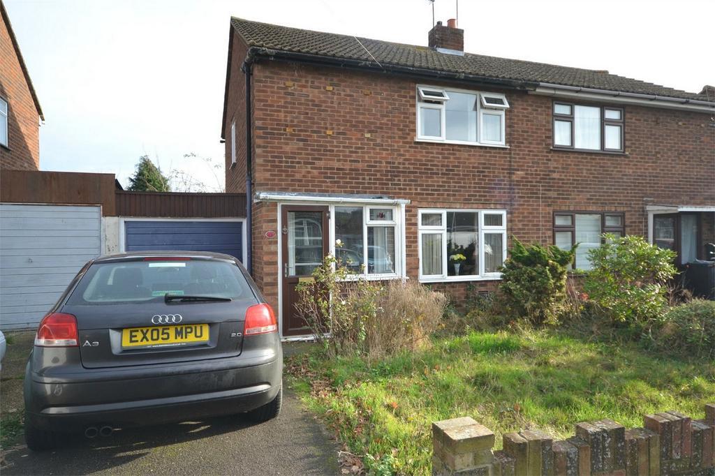 2 Bedrooms Semi Detached House for sale in Cedar Chase, Heybridge, Maldon, Essex