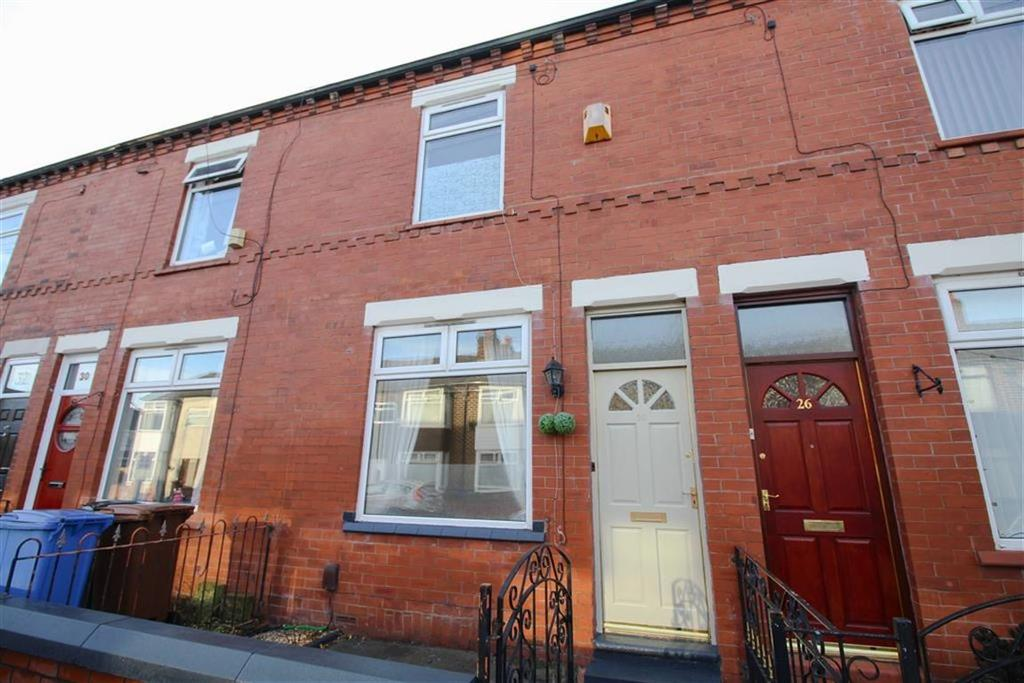 2 Bedrooms Terraced House for sale in Melbourne Street, Reddish, Stockport