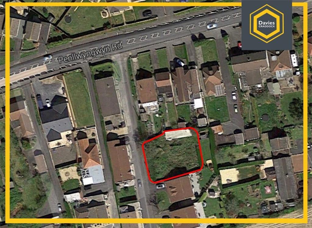Land Commercial for sale in Land Rear of 43 Penllwyngwyn Road, Bryn, Llanelli, Carmarthenshire