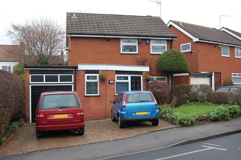 3 Bedrooms Detached House for sale in Louise Street, Lower Gornal, Dudley