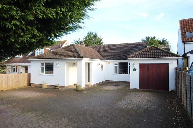4 Bedrooms Detached Bungalow for sale in Rodney Road, Saltford, Bristol