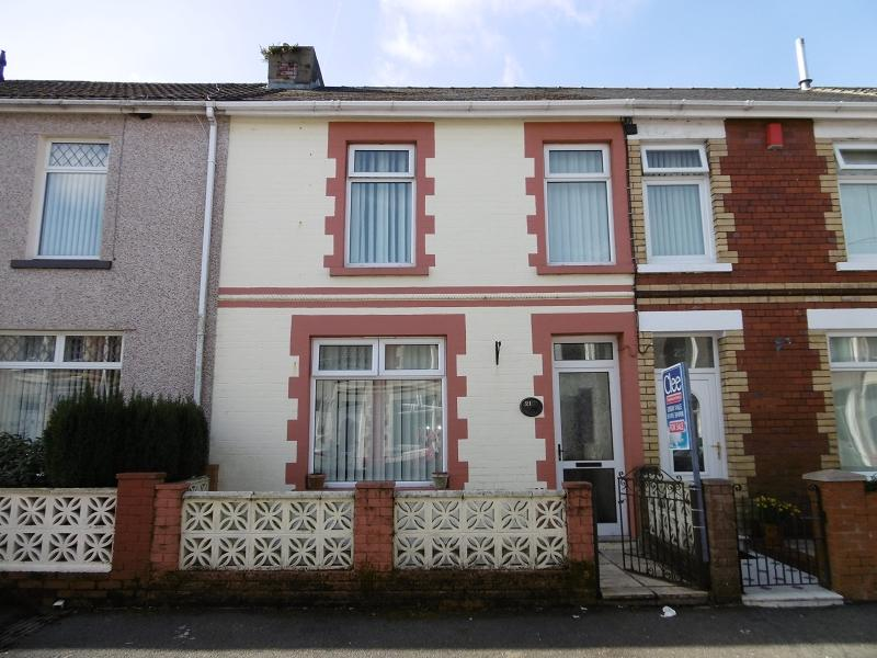 3 Bedrooms Terraced House for sale in Alfred Street, Ebbw Vale, Blaenau Gwent.