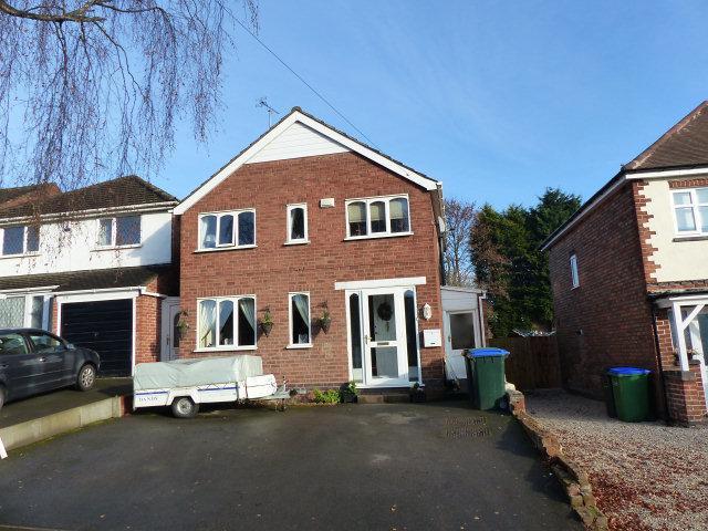 3 Bedrooms Detached House for sale in Hamstead Road,Great Barr,Birmingham