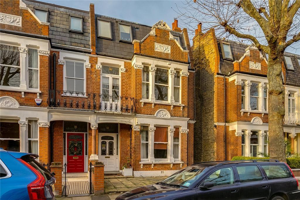 5 Bedrooms Semi Detached House for sale in Ellerby Street, Bishops Park, London