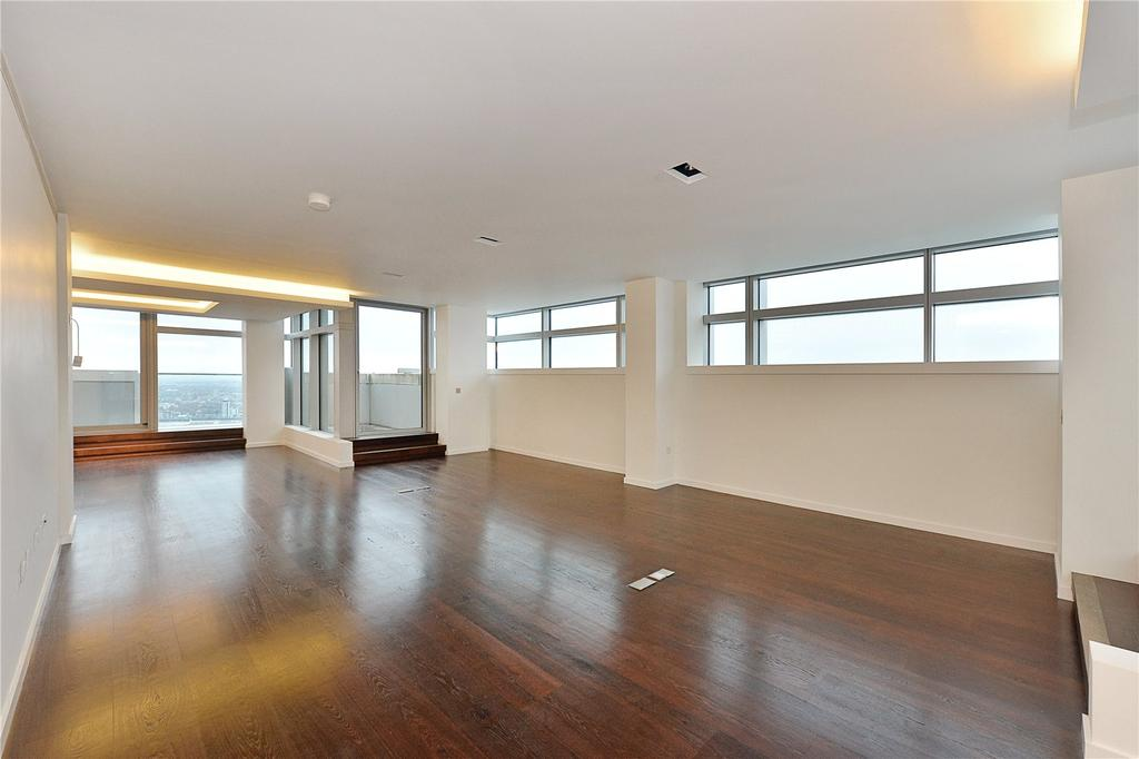 3 Bedrooms Flat for sale in Pan Peninsula Square, London