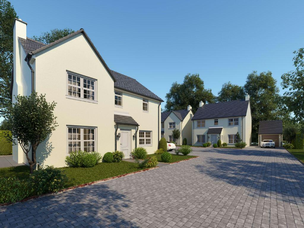 4 Bedrooms Detached House for sale in The Elms, Church Road, Undy , Caldicot