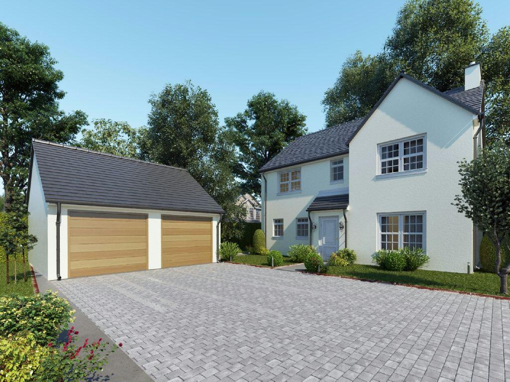 4 Bedrooms Detached House for sale in The Elms, Church Road, Undy, Caldicot