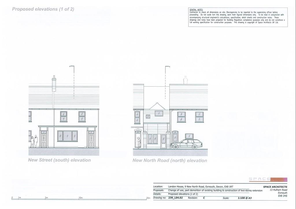 1 Bedroom Cottage House for sale in New North Road, Exmouth