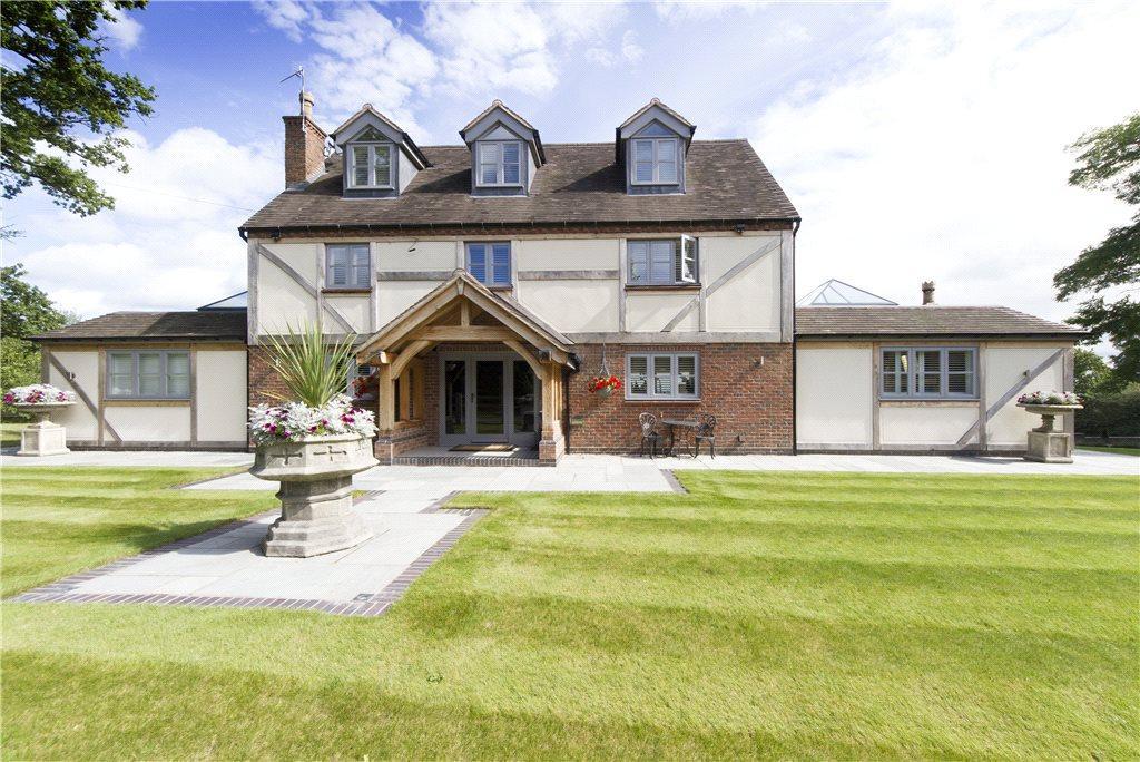 4 Bedrooms Detached House for sale in Shelfield Green, Shelfield, Alcester, Warwickshire, B49