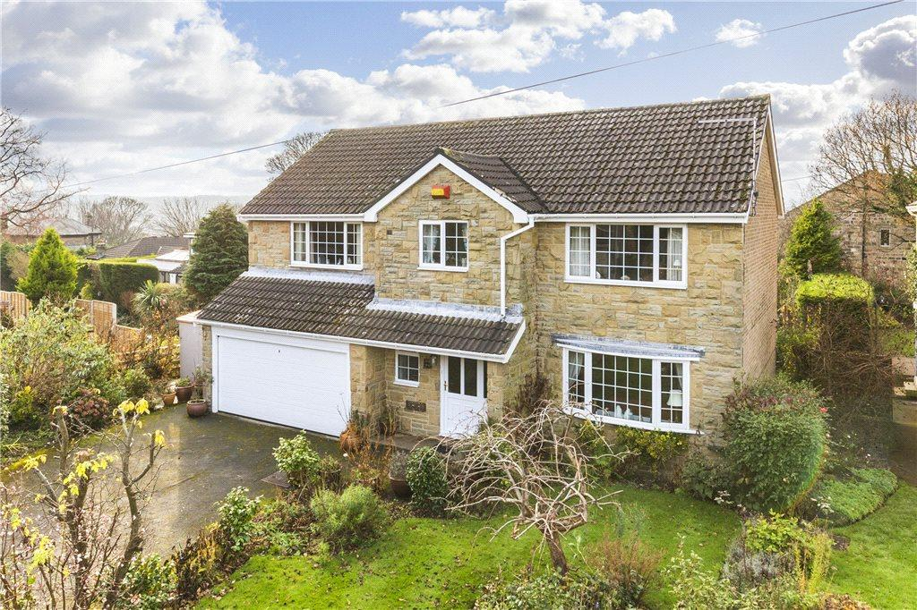 4 Bedrooms Detached House for sale in Five Oaks, Baildon, West Yorkshire